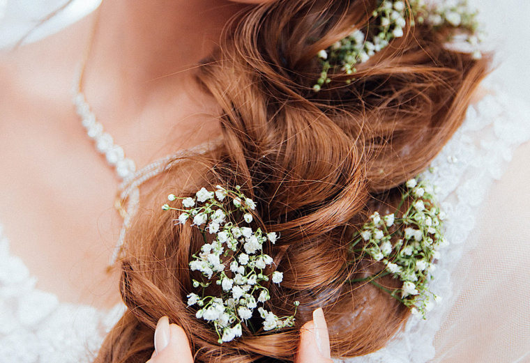Bridal Hairstyling Course