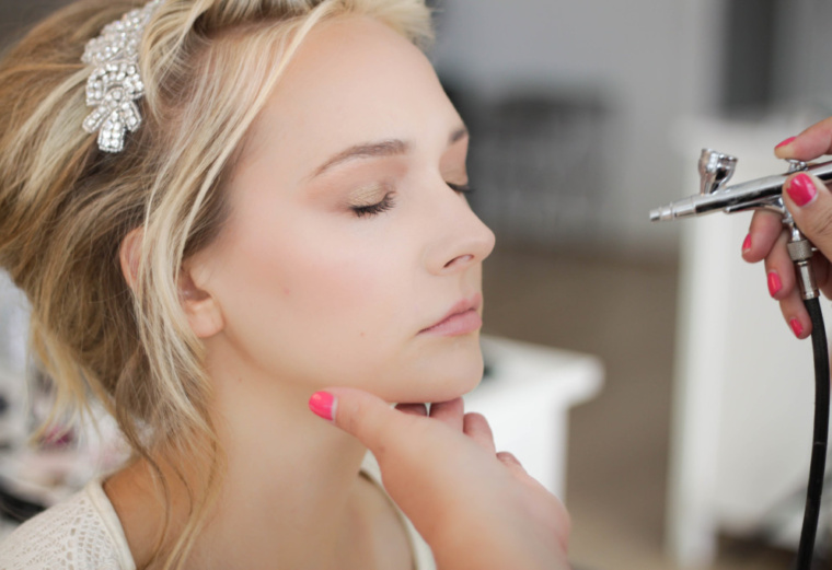 Basic Airbrush Makeup Course